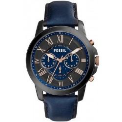 Comprar Reloj para Hombre Fossil Grant FS5061 Cronógrafo Quartz