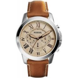 Comprar Reloj para Hombre Fossil Grant FS5118 Cronógrafo Quartz