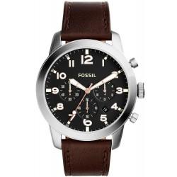Reloj para Hombre Fossil Pilot 54 FS5143 Cronógrafo Quartz