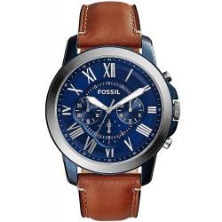 Comprar Reloj para Hombre Fossil Grant FS5151 Cronógrafo Quartz