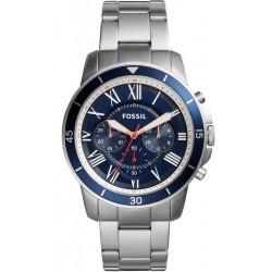 Reloj para Hombre Fossil Grant Sport Cronógrafo Quartz FS5238