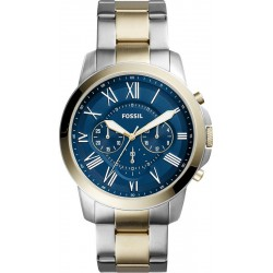 Reloj para Hombre Fossil Grant FS5273 Cronógrafo Quartz
