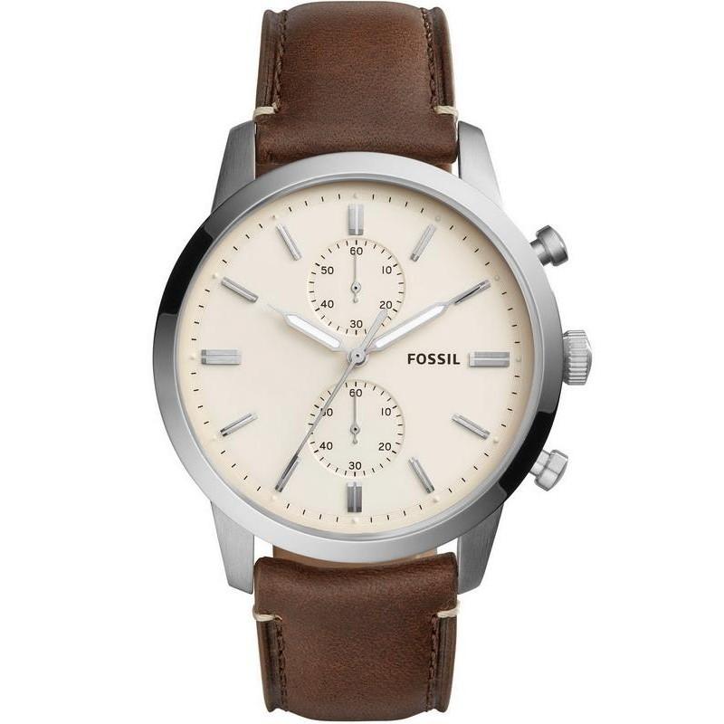 e06aeb0e4a43 Reloj para Hombre Fossil Townsman FS5350 Cronógrafo Quartz - Joyería ...