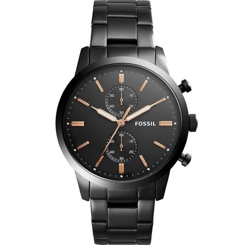 efbe73455ee7 Reloj para Hombre Fossil 44MM Townsman FS5379 Cronógrafo Quartz ...