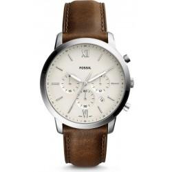 Reloj para Hombre Fossil Neutra Chrono FS5380 Quartz
