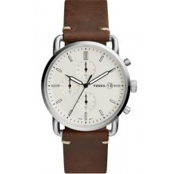 Comprar Reloj para Hombre Fossil Commuter FS5402 Cronógrafo Quartz