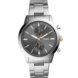 Reloj para Hombre Fossil Townsman FS5407 Cronógrafo Quartz