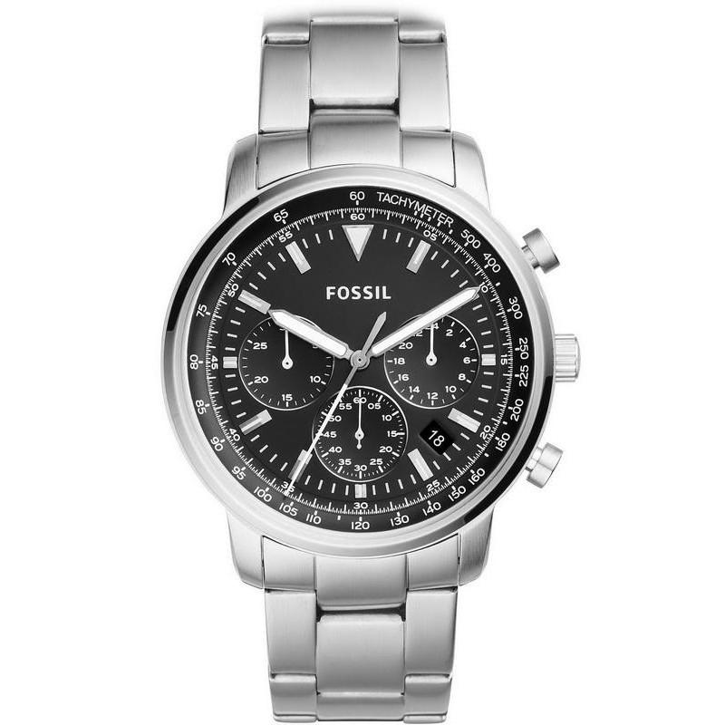 Reloj Para Hombre Fossil Goodwin Chrono Fs5412 Quartz