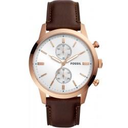 Reloj para Hombre Fossil Townsman FS5468 Cronógrafo Quartz