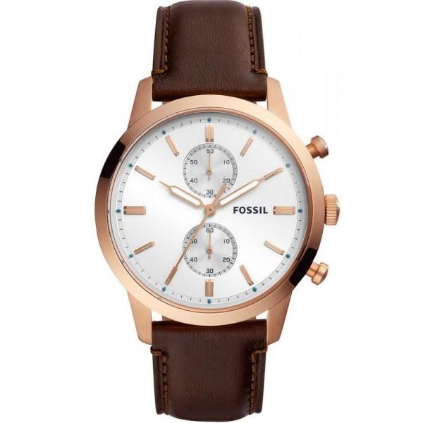 Comprar Reloj para Hombre Fossil Townsman FS5468 Cronógrafo Quartz