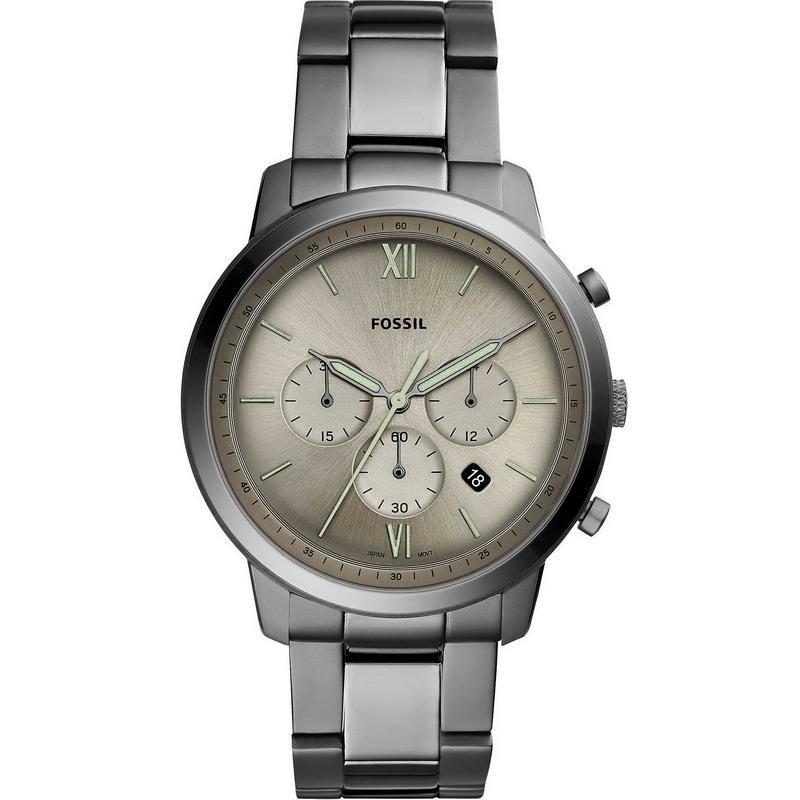 60496add81ef Reloj para Hombre Fossil Neutra Chrono FS5492 Quartz - Joyería de Moda