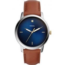 Reloj para Hombre Fossil The Minimalist 3H FS5499 Quartz