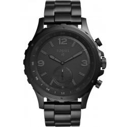 Reloj para Hombre Fossil Q Nate FTW1115 Hybrid Smartwatch