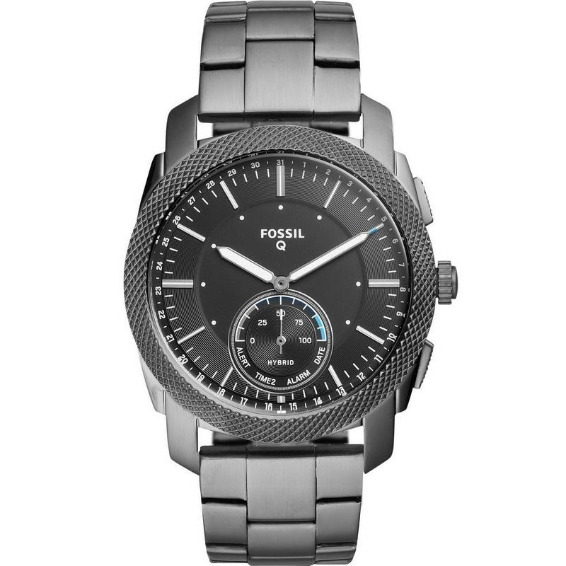 Reloj para Hombre Fossil Q Machine FTW1166 Hybrid Smartwatch. -8% Comprar  ... 4fbf16000a6f
