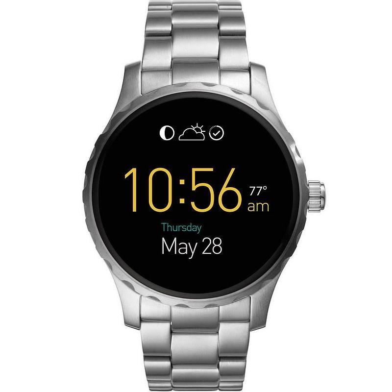 Reloj para Hombre Fossil Q Marshal FTW2109 Smartwatch - Joyería de Moda 835a86e97f55