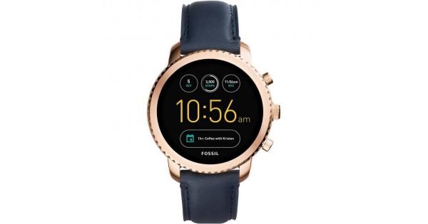 Reloj Para Hombre Fossil Q Explorist Ftw4002 Smartwatch