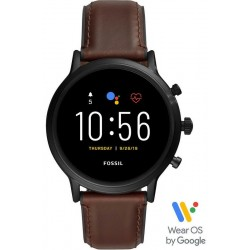 Reloj para Hombre Fossil Q The Carlyle HR Smartwatch FTW4026