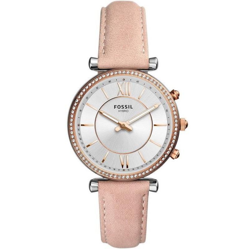 f2b8a023dc98 Reloj para Mujer Fossil Q Carlie FTW5039 Hybrid Smartwatch - Joyería ...
