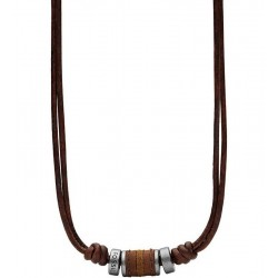 Collar Fossil Hombre Vintage Casual JF00899797
