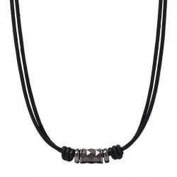 Collar Fossil Hombre Vintage Casual JF01848001