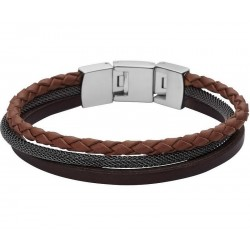 Pulsera Fossil Hombre Vintage Casual JF02213040