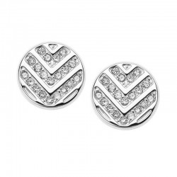 Pendientes Fossil Mujer Vintage Glitz JF02667040