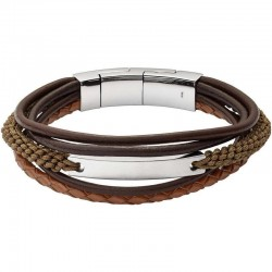 Pulsera Fossil Hombre Vintage Casual JF02703040