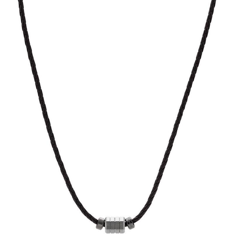 Collar Fossil Hombre Mens Dress JF02877998 - Joyería de Moda f1cd3e1040a