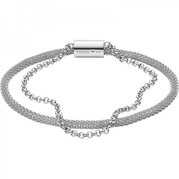 Comprar Pulsera Fossil Mujer Vintage Iconic JF03023040