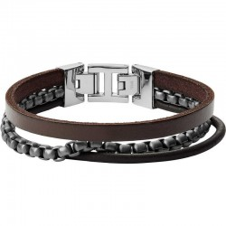 Pulsera Fossil Hombre Vintage Casual JF03319998