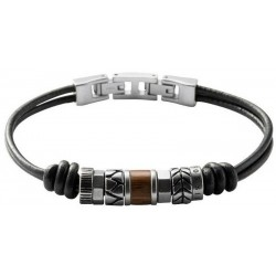 Pulsera Fossil Hombre Vintage Casual JF84196040