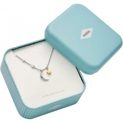 Collar Fossil Mujer Sterling Silver JFS00432998