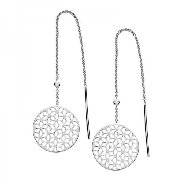 Comprar Pendientes Fossil Mujer Sterling Silver JFS00460040