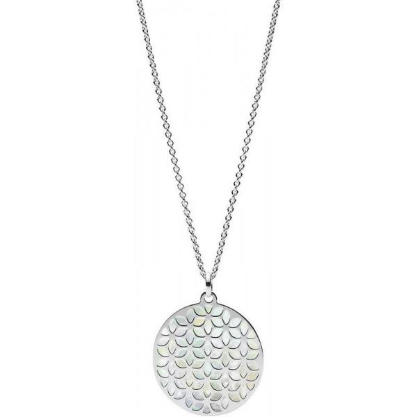 Comprar Collar Fossil Mujer Sterling Silver JFS00464040