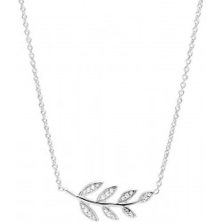 Collar Fossil Mujer Sterling Silver JFS00485040