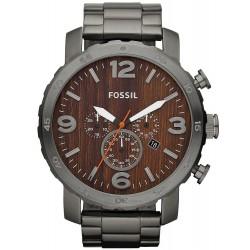 Reloj para Hombre Fossil Nate Cronógrafo Quartz JR1355