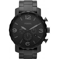 Reloj para Hombre Fossil Nate JR1401 Cronógrafo Quartz