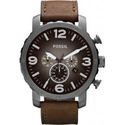 Reloj para Hombre Fossil Nate JR1424 Cronógrafo Quartz