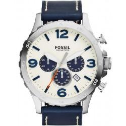 Reloj para Hombre Fossil Nate JR1480 Cronógrafo Quartz