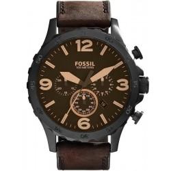 Reloj para Hombre Fossil Nate JR1487 Cronógrafo Quartz