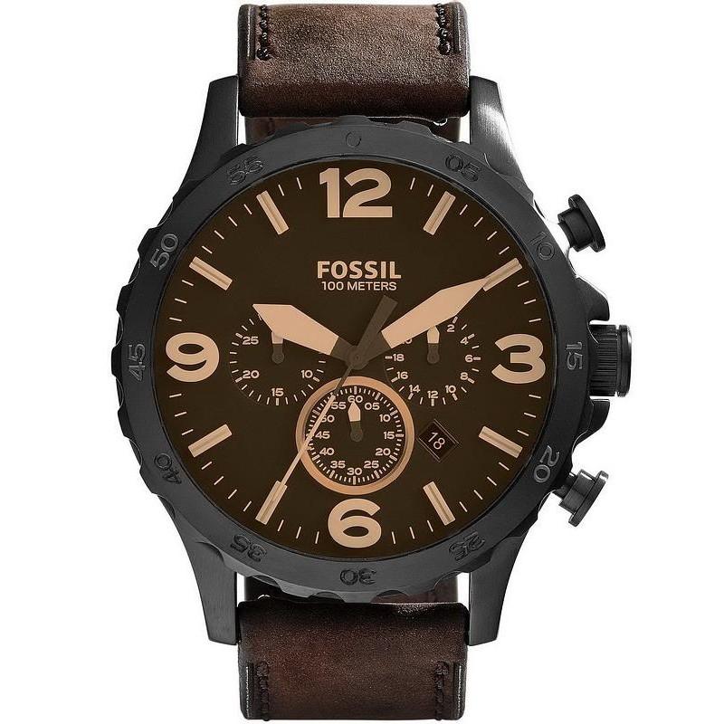 2efa772a9070 Reloj para Hombre Fossil Nate JR1487 Cronógrafo Quartz - Joyería de Moda