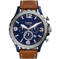 Reloj para Hombre Fossil Nate JR1504 Cronógrafo Quartz