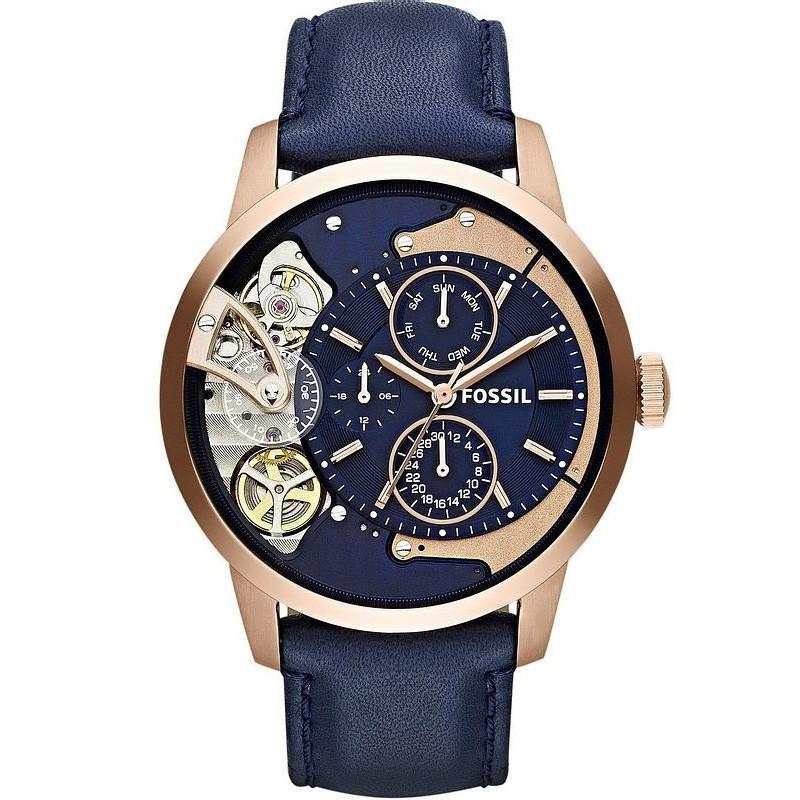 Reloj para Hombre Fossil Townsman ME1138 Automático Multifunción ... e54e82ed93ac