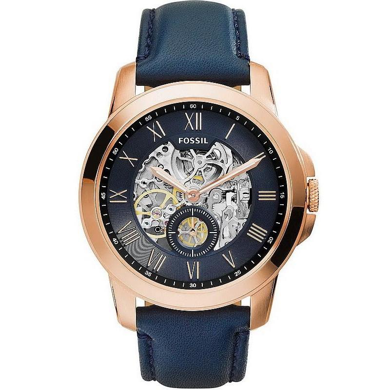 cd7c3e6e8a0d Reloj para Hombre Fossil Grant Automático ME3054 - Joyería de Moda
