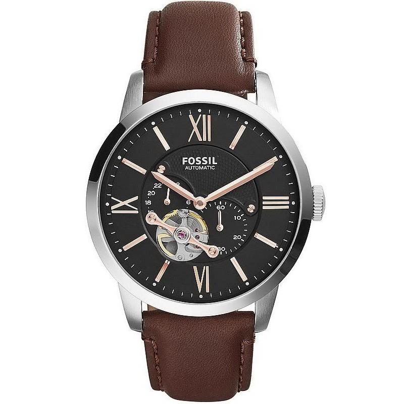 1a5cfdb80794 Reloj para Hombre Fossil Townsman Automático ME3061 - Joyería de Moda