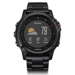 Comprar Reloj Garmin Hombre Fēnix 3 HR Sapphire 010-01338-7D