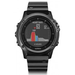 Comprar Reloj Garmin Hombre Fēnix 3 HR Sapphire 010-01338-7E