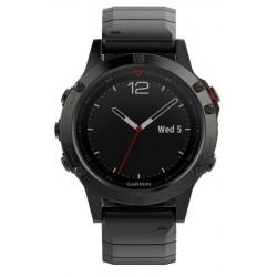 Reloj Garmin Hombre Fēnix 5 Sapphire 010-01688-21