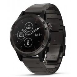 Comprar Reloj Garmin Hombre Fēnix 5 Plus Sapphire 010-01988-03