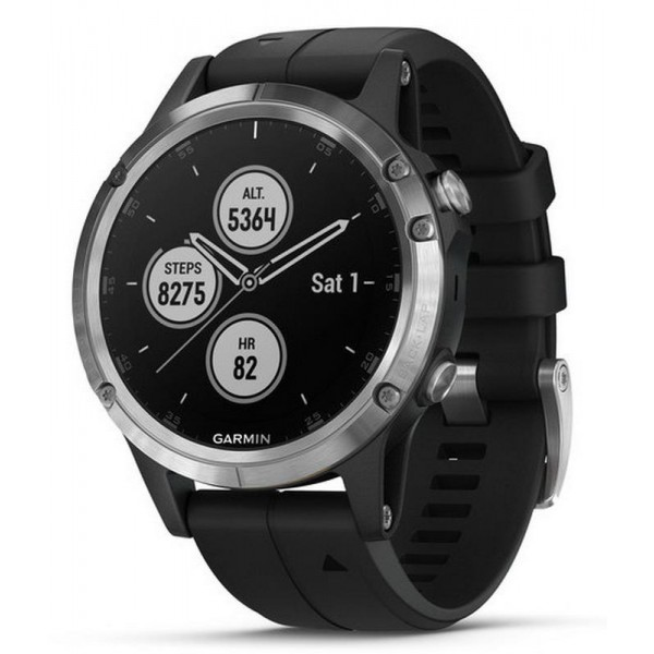Comprar Reloj Garmin Hombre Fēnix 5 Plus Glass 010-01988-11